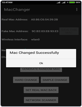 How To Change Mac Address On Android - TipsForMobile com